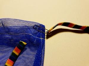 Safety Pin Detail